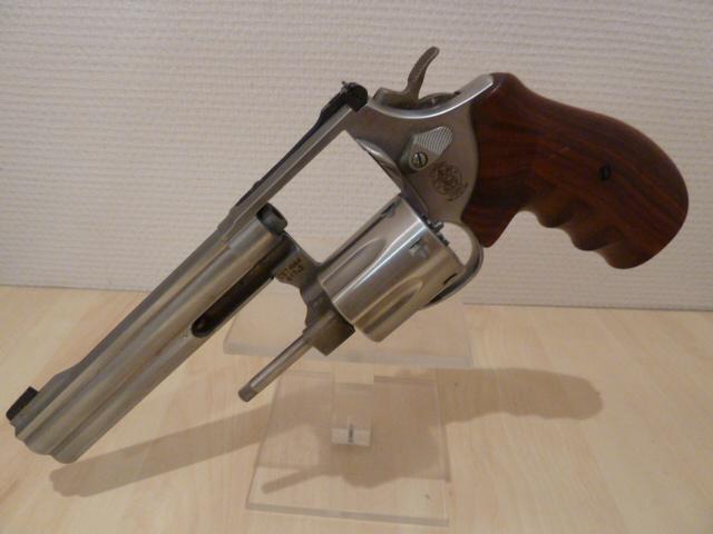 Smith wesson smith wesson mod 617 calibre 22lr marque - Arme occasion particulier ...