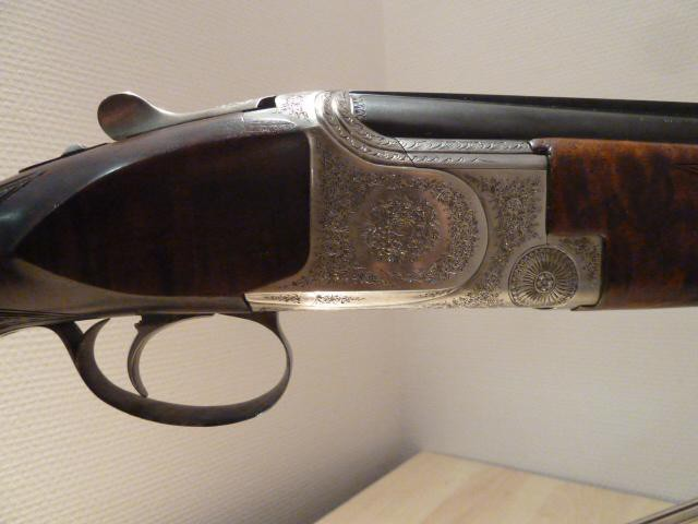 Browning b25 chasse gravure artisanale - Arme occasion particulier ...