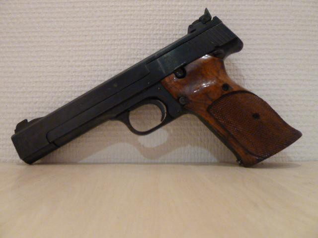 Smith wesson - Arme occasion particulier ...
