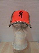 CASQUETTE BROWNING POLSON MESHBACK ORANGE