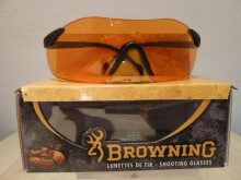LUNETTE DE TIR CLAYBUSTER  ORANGE