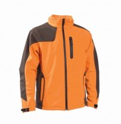 VESTE SOFTSHELL DEERHUNTER ARGONNE ORANGE