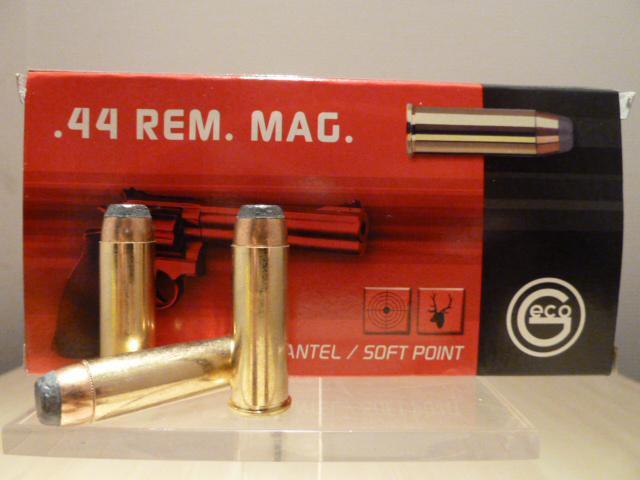 munition 44 magnum geco