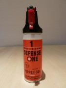 BOMBE DE DÉFENSE GK GEL PEPPER 50ML