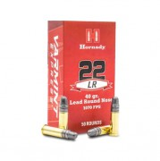 HORNADY 22 LR LEAD ROUND NOSE