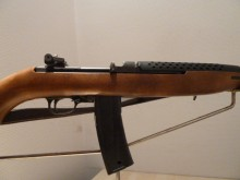 IVER JOHNSON MOD USM1 CALIBRE 30M1 SHORT