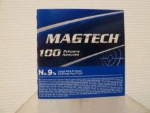 BOITE DE 100 AMORCES MAGTECH LARGE RIFLE
