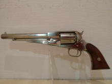 REMINGTON 1858 TEXAS NICKELE CALIBRE 44