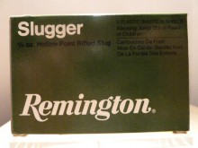 BALLE REMINGTON SLUGGER CALIBRE 16