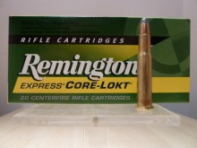 BOITE DE 20 CARTOUCHES REMINGTON CALIBRE 30-30 WIN 150GR CORE -LOKT SP