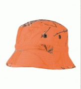 BOB SOMLYS SOFTSHELL ORANGE CAMO