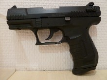 WALTHER P22 + CANON TARGET