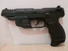 WALTHER P22 + LASER + SILENCIEUX