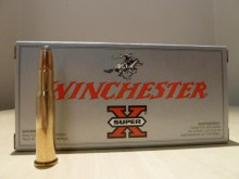BOITE DE 20 CARTOUCHES WINCHESTER CALIBRE 30/30 WIN POWER POINT 150 GR