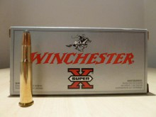 BOITE DE 20 CARTOUCHES WINCHESTER CALIBRE 30/30 WIN POWER POINT 170 GR