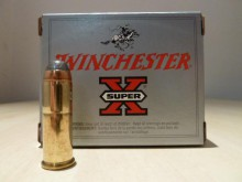 BOITE DE 20 CARTOUCHES WINCHESTER CALIBRE 44MAG HOLLOW SOFT POINT