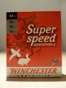 CARTOUCHE WINCHESTER SUPER SPEED
